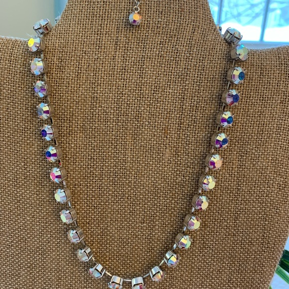 Swarovski Jewelry - Swarovski Crystal by Touchstone Borealis Necklace